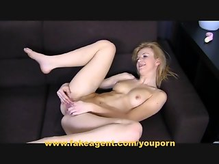 FakeAgent 19 perfect creampie