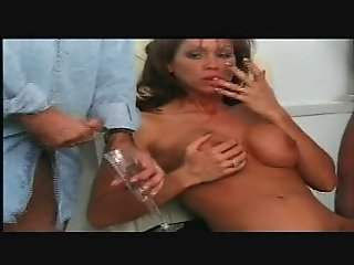 Nici Sterling - Drinking 4 loads from glass