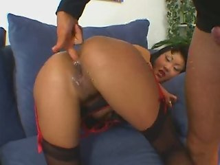 Lucy lee anal creampie