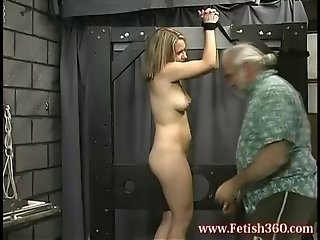 Pull my nipples after spanking my ass
