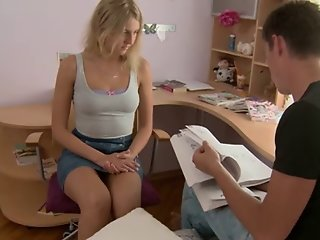 Anal With Russian Teen Blonde,By Blondelover.