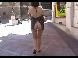 Wifes In Miniskirt And Unzipped