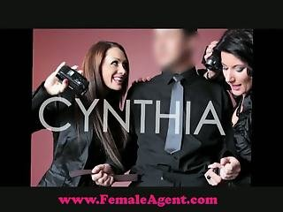 FemaleAgent Lucky devil's casting