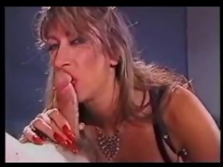 Hottie With Long Nails Smoking Blowjob