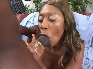 Cleo Blowjob with Long Nails