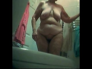 Sister in law caught with hidden cam