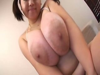 Busty Asian Big Tits Huge Knockers