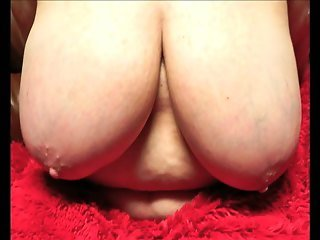 MissesC in Big Tit Belly Massage