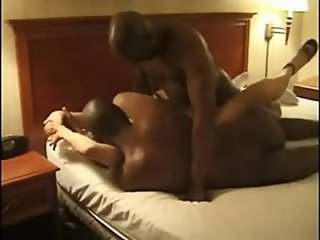 White wife gangbanged for over 1hr