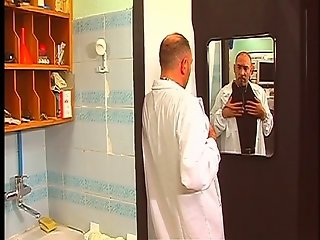 Patient visits a gay doctor