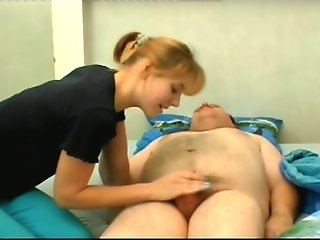 Old man makes love to caretaker (PART 2 OF 3)