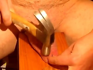 Compilation of my cock torture (warning-hard)