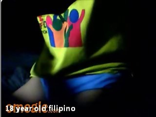 18 year old Filipino boy wanks and cums