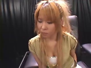 Japanese Powerful Enema Fountain Orgasm