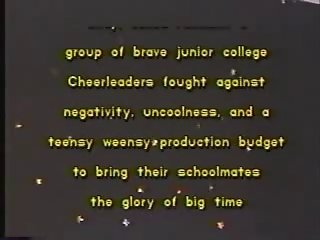 Bimbo Cheerleaders from Outer Space - 1988