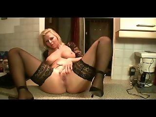 Hot German Girl Fisted