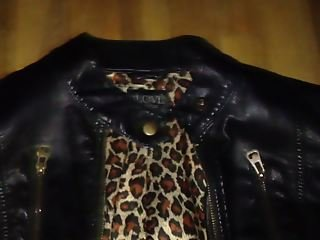 My Sister's Leather Jacket 2