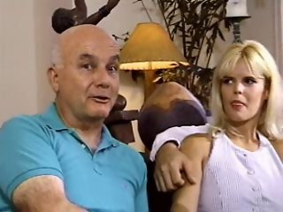 2 cocks for cuckold's blonde wife - screwmywife 1