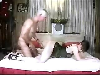 Grandad Gets Lucky With Young Woman V3.1 Wear-Tweed
