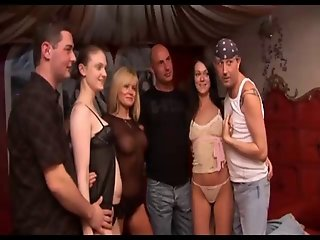 Hot Swinger MILF Party