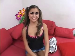 Michelle Maylene sex on the casting couch