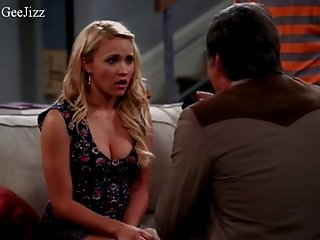 Busty Emily Osment Gets A Nice Load