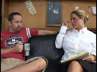 Big tit teachers (Summer Sinn)