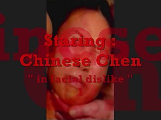 Chinese chen in facial dislike 1