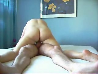 Mature cheating Wife riding cock and cumming on hidden cam