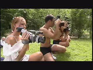 French Teen Mathilda Group Sex