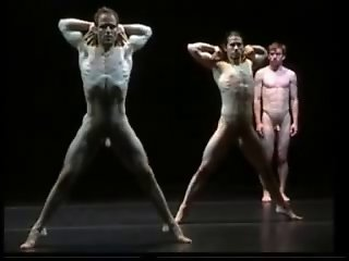 Erotic Dance Performance 6 - Nude Male Ballet