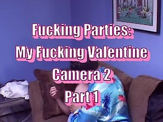 Samantha's Valentine's Day Party II