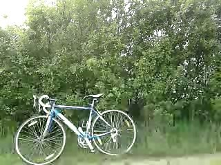 Me with bicycle
