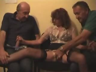 Amateur Mature Milf Gang Bang Full