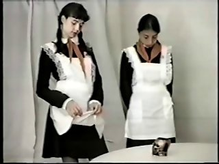 Two Russian Girls Get Enemas