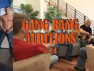 Gangbang Auditions 24 CD1