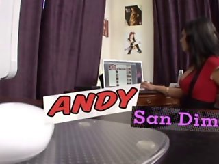 Andy San Dimas - POV Office xIJWHx