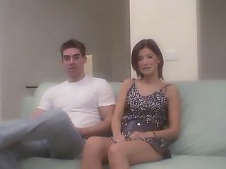 HOT French Couple 's First Time Cam...F70