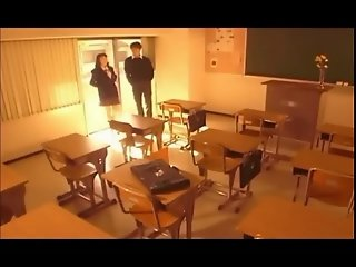 Asian Schoolgirl Domination