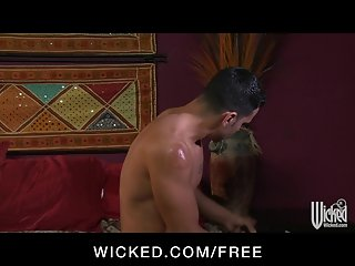 Wicked - HOT blonde mistress Nikita Von James is fucked