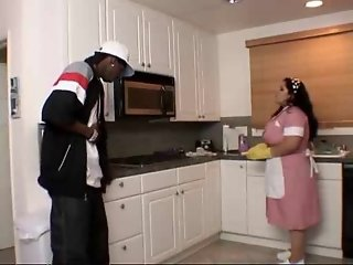 Big Booty Latina Maid Getting Fucked