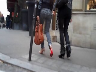 Brune Nice Ass Jeans Shoes Louboutin