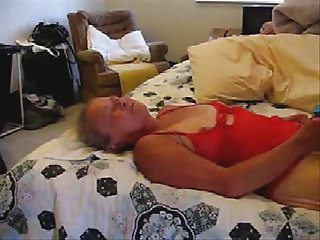 Stolen video. Horny mom and dad having fun