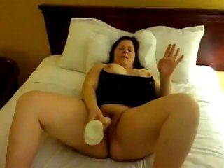 BBW Mature's Personal Pleasure