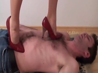 High Heel Trampling