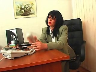 Russian Mature Office