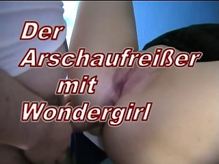 Anal with busty german 2