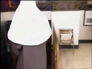Your Nun Fucka in The Cinema