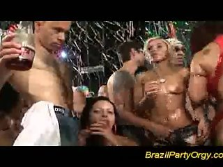 Brazilian party orgy hardcore group fucking and sucking