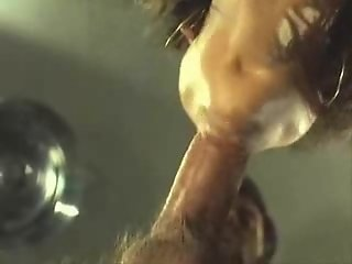Nice retro blowjob